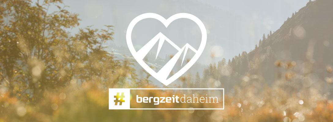 #bergzeitdaheim