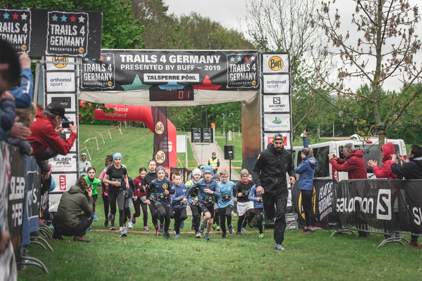 TRAILS 4 GERMANY presented by BUFF  | Trailrunning im Mittelgebirge