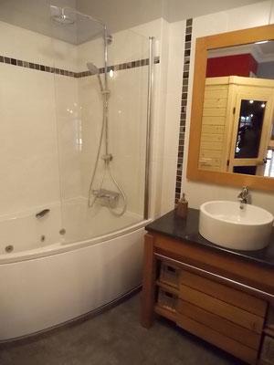 baignoire à bulles et à jets à Commercy