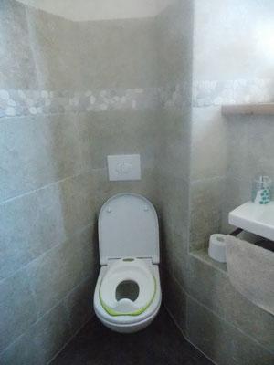 WC du 1er niveau
