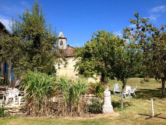 Chapelle du gîte de Morville