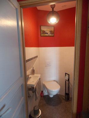 WC de la suite sacndinave