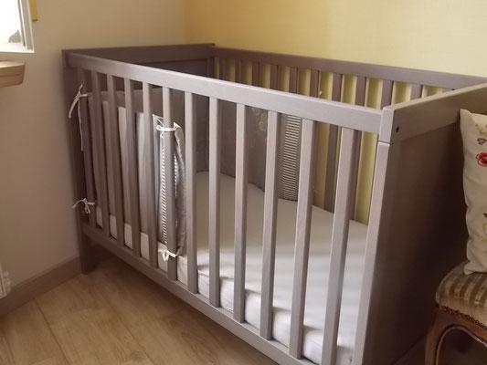 lit pour bébé à Commercy