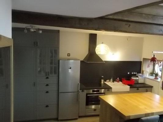 cuisine de La vue de château