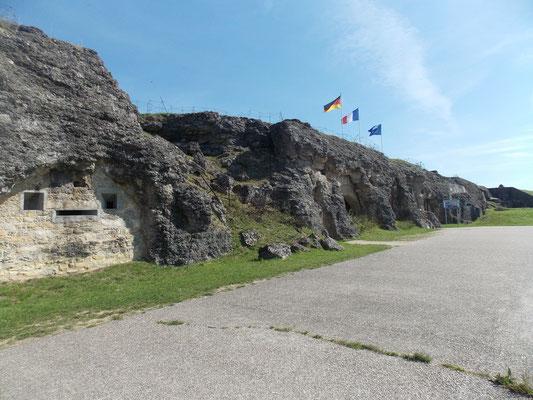 Le fort de Vaux
