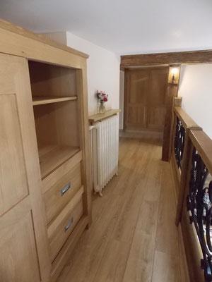 armoire de la chambre du 2nd niveau