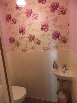 WC du second niveau