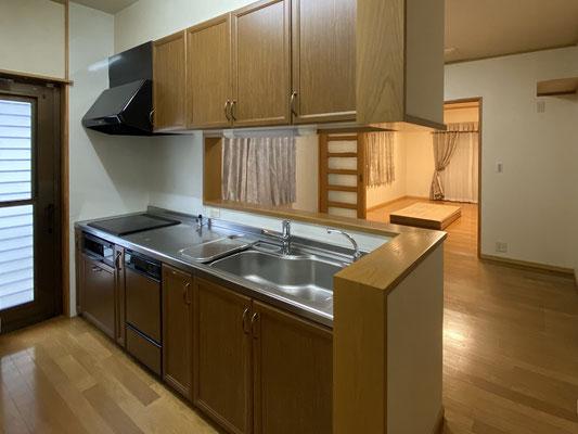 キッチン施工前-1