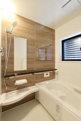 浴室(LIXIL:アライズ Kタイプ)