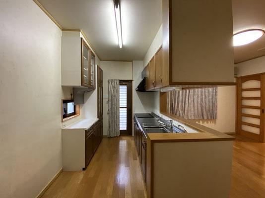 キッチン施工前-3