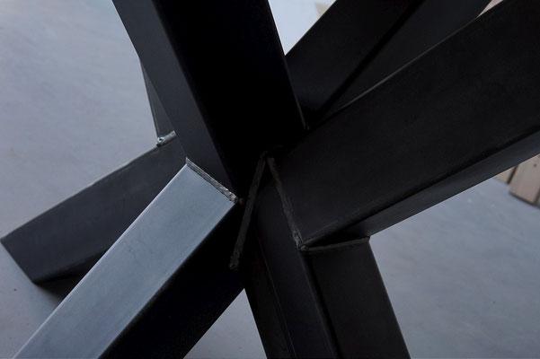 Detailbild Spider Tischgestell