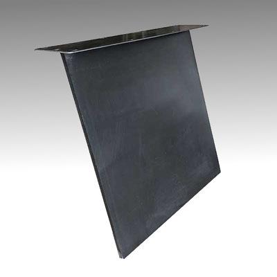 Stahlwangen Tischgestell