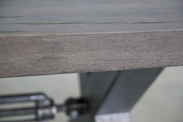 Ansicht Tischplatte
