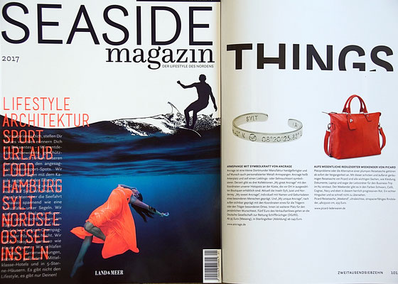 SEASIDE magazin Ausgabe 2 2017