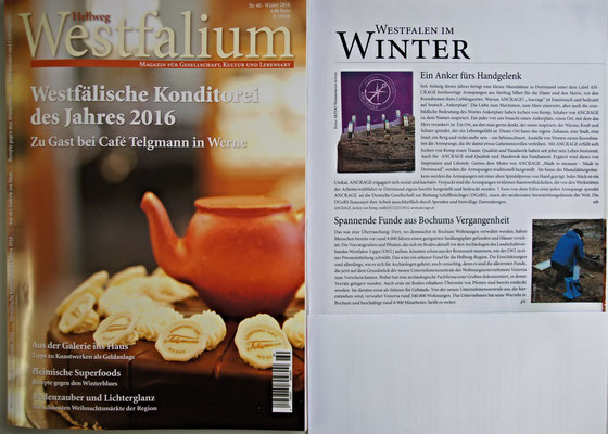Westfalium Nr. 60 Winter2016