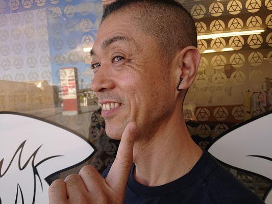 日本一の施術家、横井伸幸先生