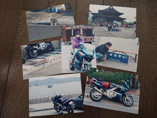 信州の時の写真たち