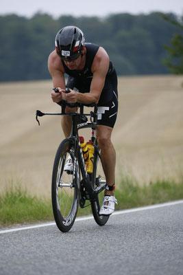 Thomas - Hochkonzentriert auf dem Bike