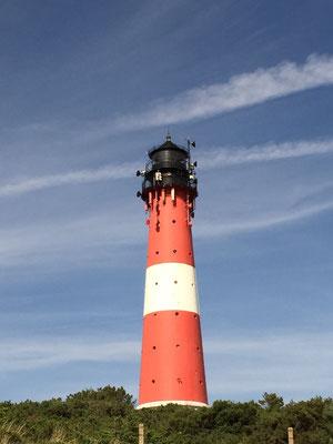 Der Leuchtturm von Hörnum