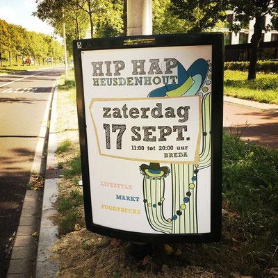 Poster in Breda