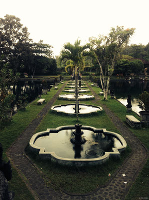 Water Palace Tirta Gangga - Bali