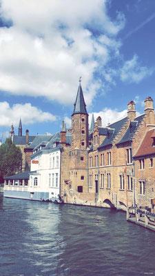 Dijver - Rozenhoedkaai - Brugge - Bruges