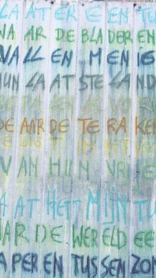 Street Art - Pottenmakersstraat - Brugge - Bruges