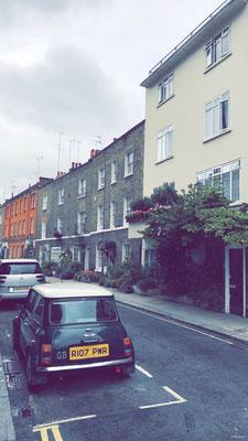 Regency Street - London