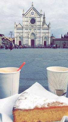 Basilique Santa Croce de Florence - Basilica di Santa Croce di Firenze