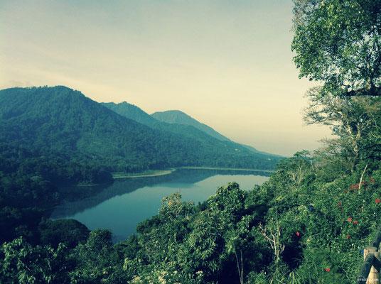 Danau Buyan - Bali