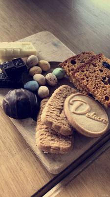 Petit Déjeuner - B&B De Vossenbarm - Jabbeke