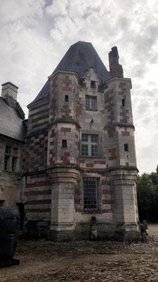 Manoir du Plessis au Bois - Vauciennes