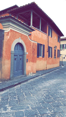 Rue de Florence - Strada di Firenze
