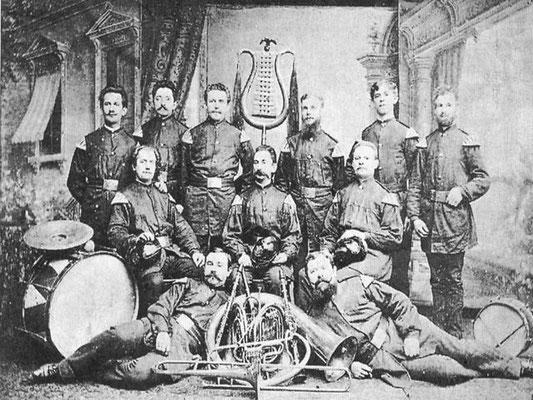 1910 - Stadtorchester
