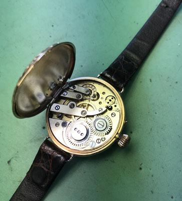 Uhrenrestauration in Düsseldorf Wersten