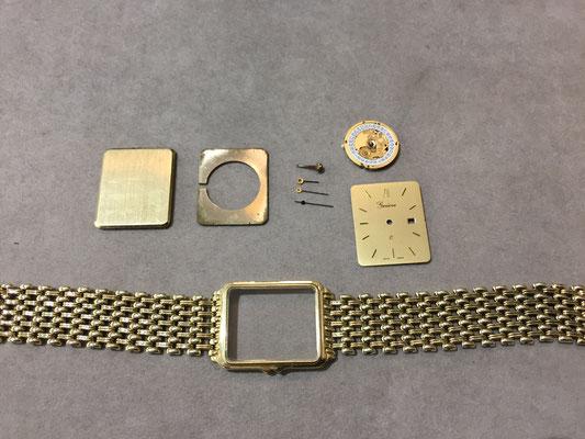 Armbanduhr aufarbeiten lassen