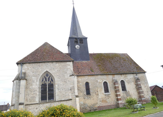 église st sulpice- saint lucien