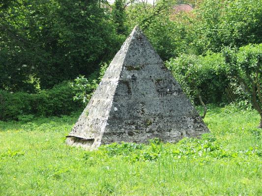 Pyramide Germain Gaillard