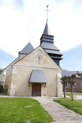 Eglise st germain après rénovation