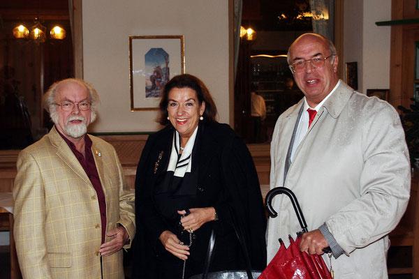 Walter Seledec (ORF) & Gattin