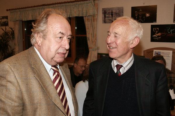 Fritz Neugebauer & Dkfm. Dr. Siegbert Nagl (Rechnungshof)