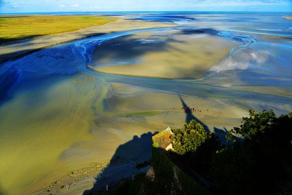Mont St. Michel - Frankreich