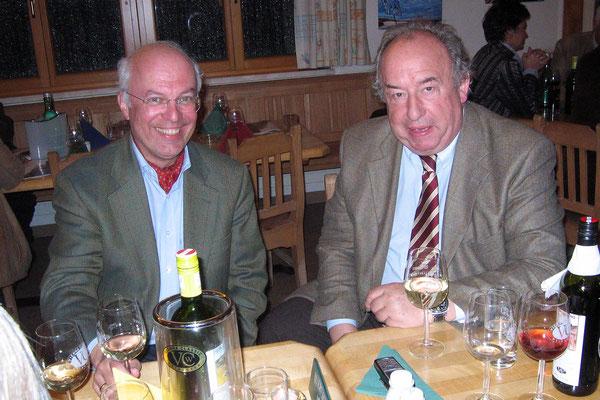 OSR Dir. Klaus Flack & Fritz Neugebauer