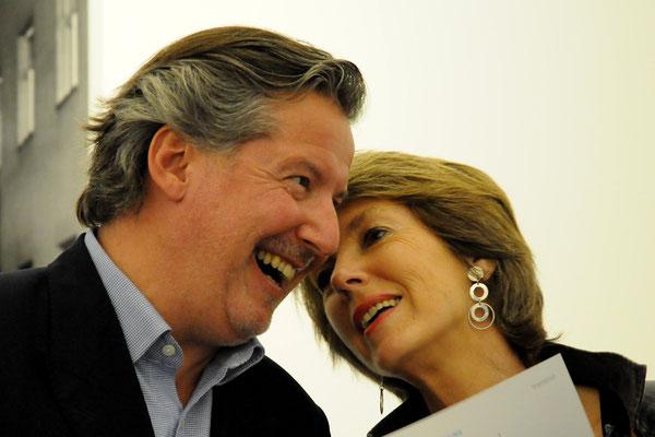 Christian Reichhold & Barbara Rett