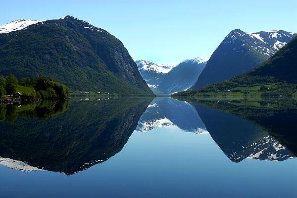 Jølstravatnet - Norwegen
