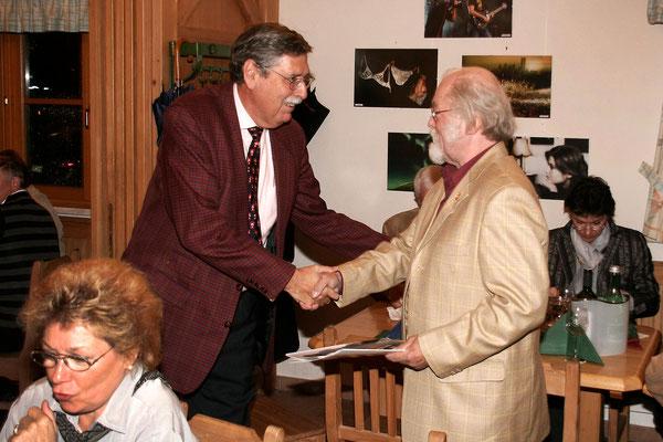 Ex-Vizekanzler Dr. Norbert Steger
