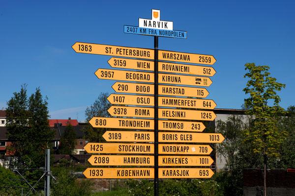 Narvik - Norwegen