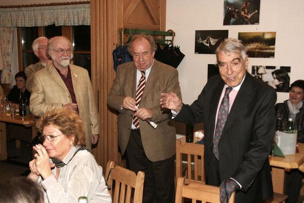 Ansprache von Ex-Bürgermeister Dr. Helmut Zilk