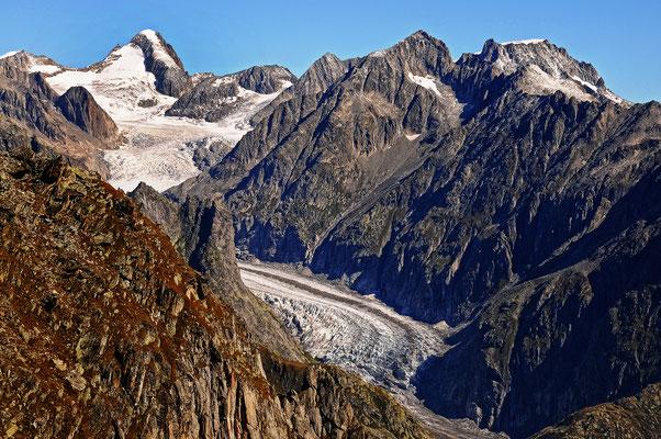 Fieschergletscher - Schweiz