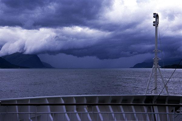 Vom Geirangerfjord nordwärts